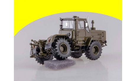 Трактор Т-150К (хаки), масштабная модель трактора, 1:43, 1/43, Start Scale Models (SSM)