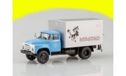 Фургон с грузоподъёмным бортом У-165 Молоко (на шасси ЗИЛ-130)