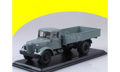 МАЗ-200 серый SSM1009 бортовой, масштабная модель, 1:43, 1/43, Start Scale Models (SSM)