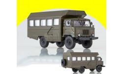 100787 КСП-2001 (ГАЗ-66) хаки АИСТ, масштабная модель, 1:43, 1/43, Start Scale Models (SSM)
