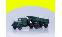 МАЗ-200В с полуприцепом МАЗ-5232В, масштабная модель, 1:43, 1/43, Автоистория (АИСТ), ЗИЛ