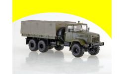 КРАЗ-260 бортовой (поздний) SSM1324, масштабная модель, scale43, Start Scale Models (SSM)