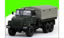 КрАЗ-260 нап 1979-1989  (П), масштабная модель, 1:43, 1/43, Наш Автопром