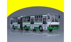 Икарус-280.64 планетарные двери (Москва), масштабная модель, 1:43, 1/43, Советский Автобус, Ikarus