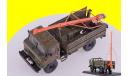 Бурильная машина БМ-302 (66) похожа на ГАЗ-66, масштабная модель, Start Scale Models (SSM), scale43