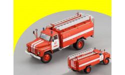 ГАЗ АЦ-30(53-12)-106Г 'Шухободь' Dip 105335, масштабная модель, 1:43, 1/43, DiP Models