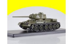 Т-34/85 танк Победы Т-34 1/43