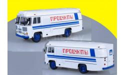 ПАЗ-3742 рефрижератор 'Продукты' СОВА 900078230009