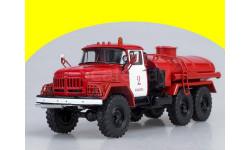 АЦ-4,0-131 ЗИЛ-131 автоцистерна красная SSM1059