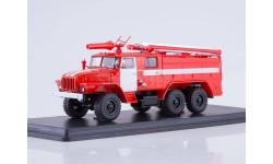 АЦ-40(43202) ПМ-102Б без надписей SSM Урал пожарный