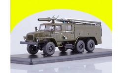 АЦ-40(43202) ПМ-102Б (хаки) SSM