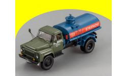 АЦ-4,2(53А) цистерна бензовоз ГАЗ-53А 1980 DIP 105320, масштабная модель, 1:43, 1/43, DiP Models