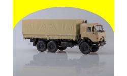 КАМАЗ-43118 6x6 бортовой с тентом    ПАО КАМАЗ АИСТ 101623