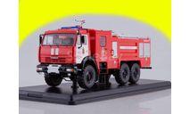 АЦ-5-40 (КАМАЗ-43118) SSM1270, масштабная модель, 1:43, 1/43, Start Scale Models (SSM)