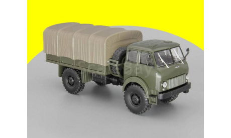 H210 МАЗ-505 (1962), масштабная модель, Наш Автопром, scale43