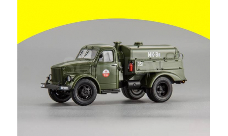 МЗ-51М 'ГСВГ' 1965 г., масштабная модель, 1:43, 1/43, DiP Models, ГАЗ