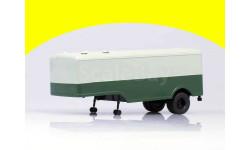 МАЗ-5217 полуприцеп, в собственной коробке, без тягача