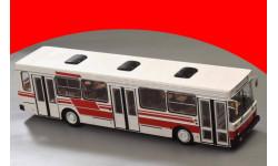 ЛИАЗ-5256 (бело-красный) ClassicBus 04012A Акция