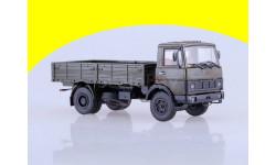 МАЗ-5337 бортовой (ранняя кабина), 1987 г Хаки АИСТ 100459.х