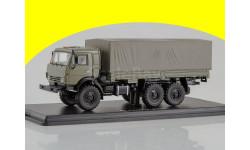 КАМАЗ-53501 6x6 Мустанг