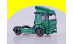 КАМАЗ-5490 седельный тягач (зелёный) АИСТ ПАО 101944