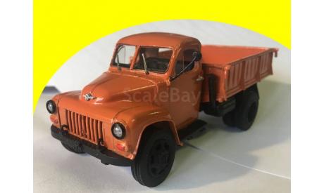 ГАЗ 56 САИСМодернизированный ГАЗ 56, масштабная модель, 1:43, 1/43