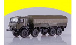 КАМАЗ-6350 Мустанг 8x8 бортовой ПАО КАМАЗ АИСТ 101609