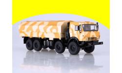 КАМАЗ-6350 Мустанг камуфляж Пустынный SSM1304