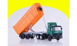 МАЗ-6422 с самосвальным полуприцепом МАЗ-9506-30 АИСТ 101531