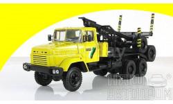 КрАЗ-64371 лесовоз НАП H730