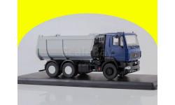 МАЗ-6501 самосвал, U-образный кузов SSM 1206, масштабная модель, 1:43, 1/43, Start Scale Models (SSM)