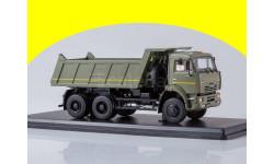 КАМАЗ-6522 6x6, самосвал, хаки SSM 1253