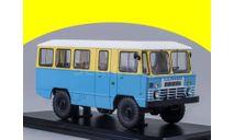 АПП-66 армейский автобус SSM 4010, масштабная модель, 1:43, 1/43, Start Scale Models (SSM), ГАЗ