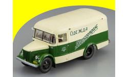 ПАЗ-661А Павловский Автобус тип 661 'Мосторгтранс Одежда 1956' Dip Models 166101, масштабная модель, 1:43, 1/43