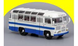 ПАЗ-672 белый синий ClassicBus 03002D