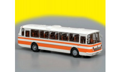 ЛАЗ-699Р бело-оранжевый Classicbus, масштабная модель, scale43