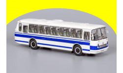 ЛАЗ-699Р (Бело-синий) Classicbus 04014B