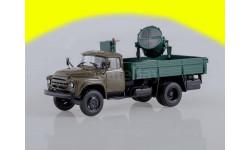 АПМ-90 (130) прожектор, хаки/зеленый 101364.хз, масштабная модель, 1:43, 1/43, Автоистория (АИСТ), ЗИЛ
