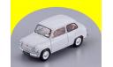 ЗАЗ 965 Запорожец 1960 серый Dip Models 196502  ЗАЗ-965, масштабная модель, 1:43, 1/43