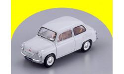 ЗАЗ 965 Запорожец 1960 серый Dip Models 196502  ЗАЗ-965