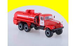 Пожарная цистерна АЦ-8,5 (КРАЗ-255Б) SSM 1180, масштабная модель, 1:43, 1/43, Start Scale Models (SSM)