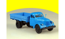 УралЗИС-355М, синий АИСТ 44100169, масштабная модель, 1:43, 1/43, Автоистория (АИСТ)