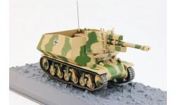 10.5 CM LE.FH18 (SFL) Auf. Geschutzwagen 39H (f) Altaya 1/43