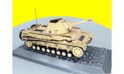 10.5cm le FH 18-1 L28 auf Walfentrager GW IVb Heuschrecke 10 germany 1943 1/43 1:43 танк