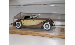 Mercedes-Benz 320 1939 W142 Cabriolet A 1/43 EMC Пивторак, масштабная модель, 1:43