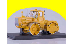 Каток СД-802 (Т-150) на базе трактора Т-150К, SSM 8016, масштабная модель трактора, 1:43, 1/43, Start Scale Models (SSM), ХТЗ