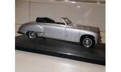 Mercedes-Benz 320 1950 Wendler Ponton Sport Cabriolet open  1/43 EMC Пивторак, масштабная модель, 1:43