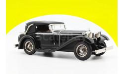 1931 Mercedes Benz 370S W10 Type Mannheim Cabriolet