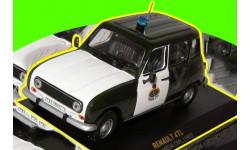 1985 Renault 4TL Guardia Civil  (П), масштабная модель, 1:43, 1/43, EMC Пивторак