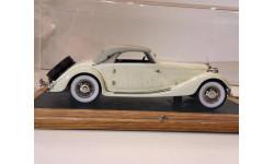 Merсedes-Benz 320 1939 W142 Cabriolet A closed  1/43 EMC Пивторак